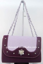 stylish good quality pink lady cluth bag