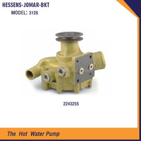 Hot Sale Excavator Spare Parts Water Pump for E3126