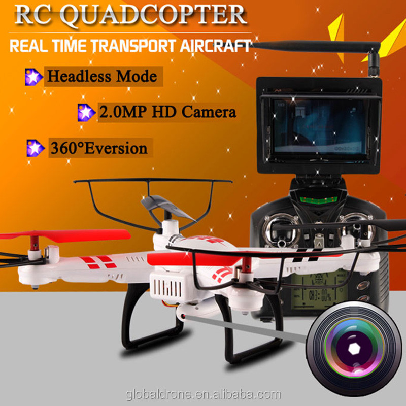V686G 5.8G FPV RC Drones With HD Camera V686 Dron Professional RC Quadcopters With Camera RC Flying Camera Helicopter