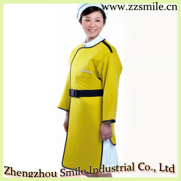 PA02 Medical Protective X Ray Lead Rubber Jacket/Apron with Long Sleeves