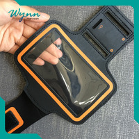Trade Assurance Manufactur Design armband cell phone
