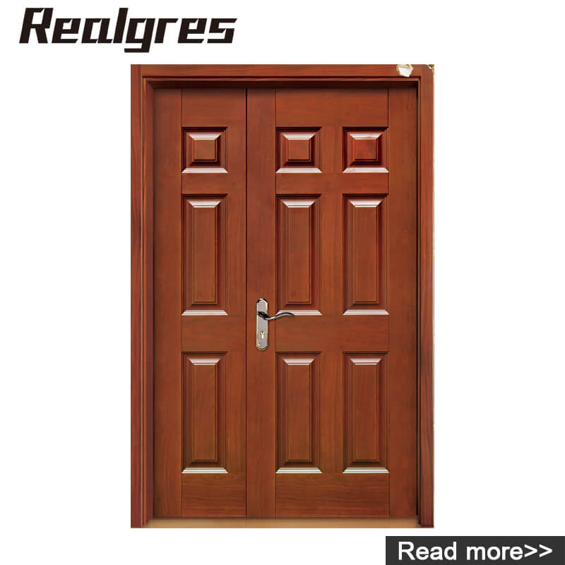 Ph5001 House Wood Screen Kerala Door Designs Solid Teak Wood Door Price Steel Wood Door
