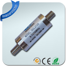 5-1000MHz Galvanic Coaxial Cable Isolator