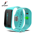 Shenzhen Supplier Heart Rate Monitor Camera Music Control Smart Fitness Bracelet