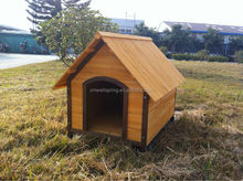 Hot Sale! Factory Supplier Fir Wooden Dog Kennel
