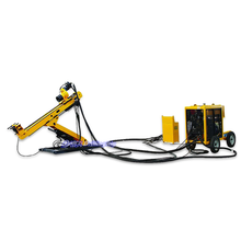 300m DFU-300 Fully Hydraulic Underground Diamond Core Drilling Rig