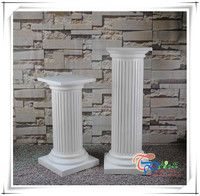 Hot Sale fiberglass resin column decoration roman pillar