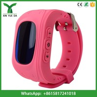 2016 fancy watches for child gps tracker watch phone q50