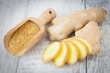 Organic Ginger - Fresh, Sliced, Dried and Powdered form