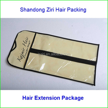 hair packaging, pack chip and Electronic,with zipper top