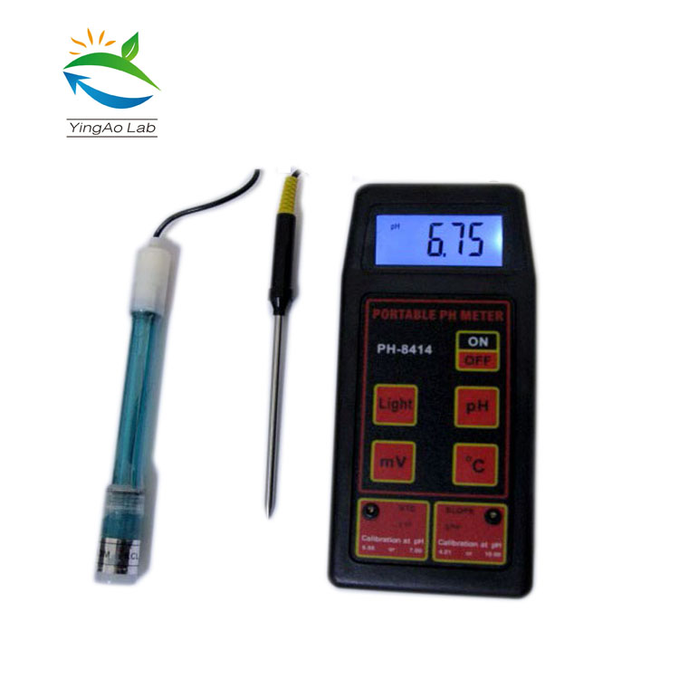 aquarium laboratory use high accuracy portable digital cheap pH meter