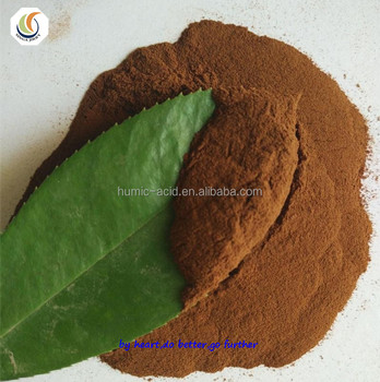 High quality agrochemical 90% organic fertilizer Fulvic Acid