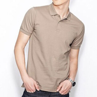 100% Polyester Dry Fit Men's Polo Shirts