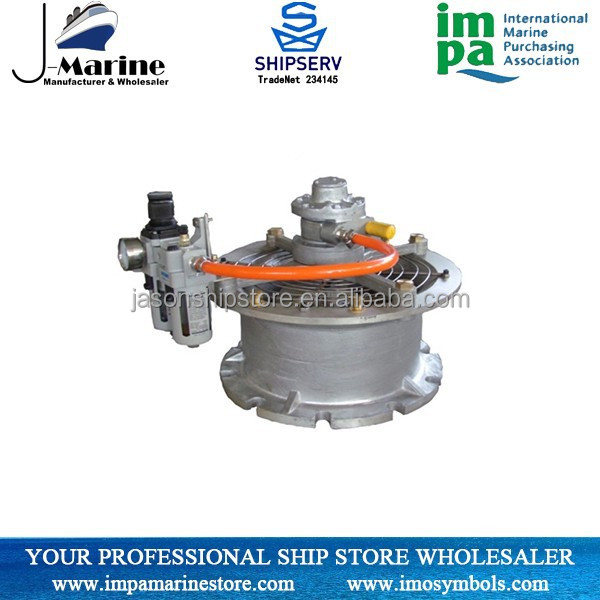 Marine Wholesale Compressed Air Steam Driven Turbine Fan