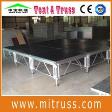 aluminum plywood assembly stage