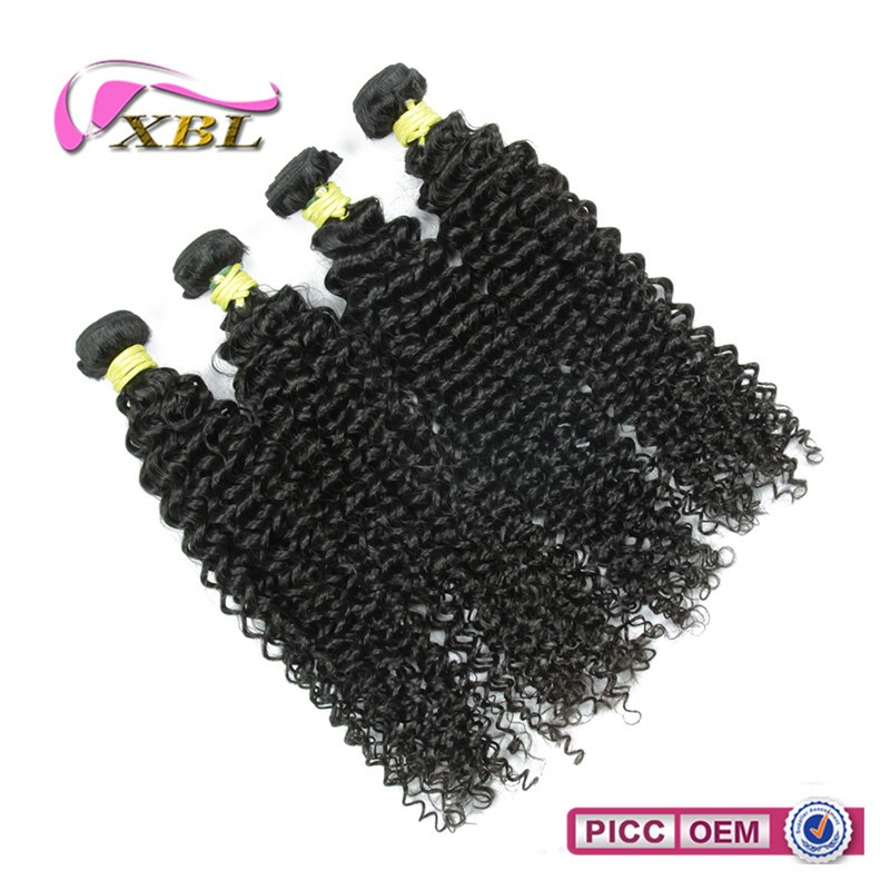 2017 New Hot Selling Virgin Peruvian Hair For Kinky Curly Hair In South Africa