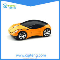 Gift Wireless Mouse Car Shape Mouse