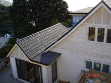 No Radiation Synthetic Resin Slate for Roof