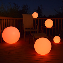 Mood Light Color Changing LED Ball with IP65 Waterproof