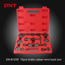 clutch master cylinder repair tools/disc brake wind back tools set