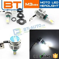 M3 MINI 6000K 2000LM Motor Led Bulb,Custom Motorcycle Headlights