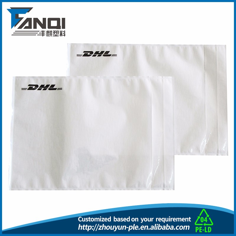 Fengqi wholesale new mailer dhl packing list envelope products plastic envelopes