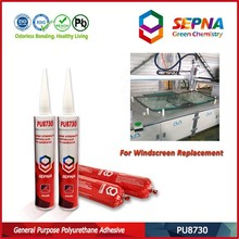 Hot Seller PU Sealant for Car Front Glass Replacement
