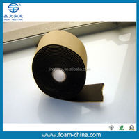 Doors, Window , air conditioning insulation tape Self Adhesive Rubber Foam Tape