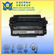 Premium compatible 255X toner cartridge for HP P3015 laser printer