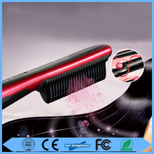 Hot Air Brush Hair Straightener with Magical Hair Straightening