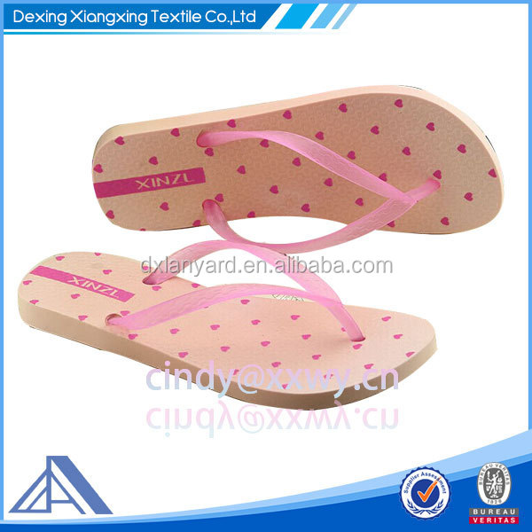 2015 fashion bright-colored slipper and flip flop,custom made flip flops