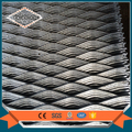 Steel grid expanded metal mesh screen