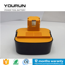 factory prices replacement 12V ni-cd 1.3Ah Rechargeable Power Tool Batteries for Pan asonic Tools Battery