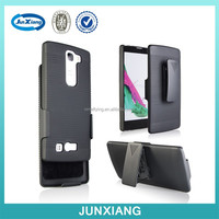 Alibaba china belt clip kickstand case cover for LG magna H500f H502f Y90 H525n G4c