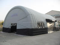 2016outdoor inflatable 24 person big military tent for sale