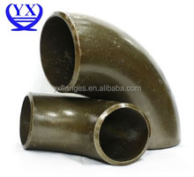 Butt weld seamless carbon steel elbow astm a234 wpb