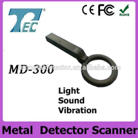 Portable Hand Held Metal Detector With