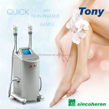 fast speed shr IPL Laser Beauty Machine for hair removal work in motion permanent hair removal