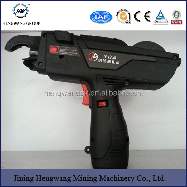 Direct factory rebar tying wire machine max rebar tier