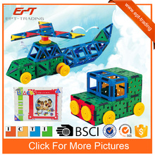 Enlighten brick building block toys robot for kids