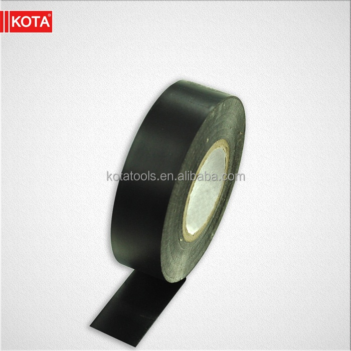 20m manufacturing machinery Shiny flame resistant tape pvc electrical insulation tape