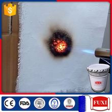 Widely Used In Cable Fire Retardant Proof Coating Fire Rated Paint For Steel