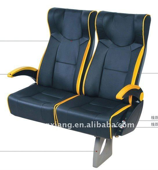 VIP double deck bus seats with ECE approved LXSK