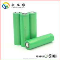 Genuine High drain 30A 35A SONI US18650 VTC4 VTC5 3.7V li ion rechargeable e cig 1865 mod batteries