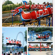 carnival rides manufacturers new slid games dragon roller coaster for sale