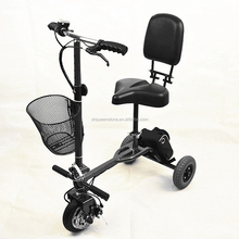 Mobility factory 3 wheels scooter stand up electric scooter for elderly