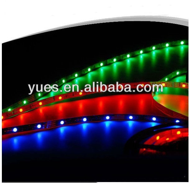 Interior Decoration LED Strip Light 3528 LED Strip LED Ring Light single color