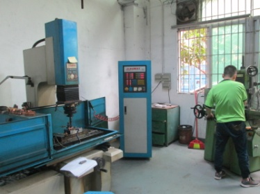 Mould Machining