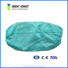 Disposable surgical waterproof PE sleeve covers with many colors