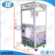 TOY STORY crane claw machine ,claw crane vending machines for sale